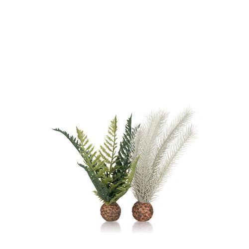 biOrb Thistle Fern small grey/green - 55075