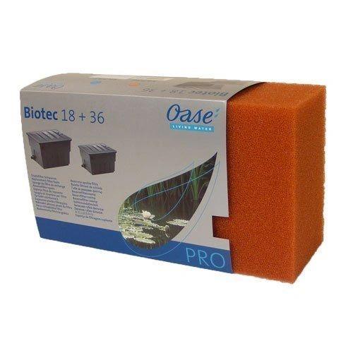 BioTec 18, 36, 18000, 32000 Filter Foam 40977