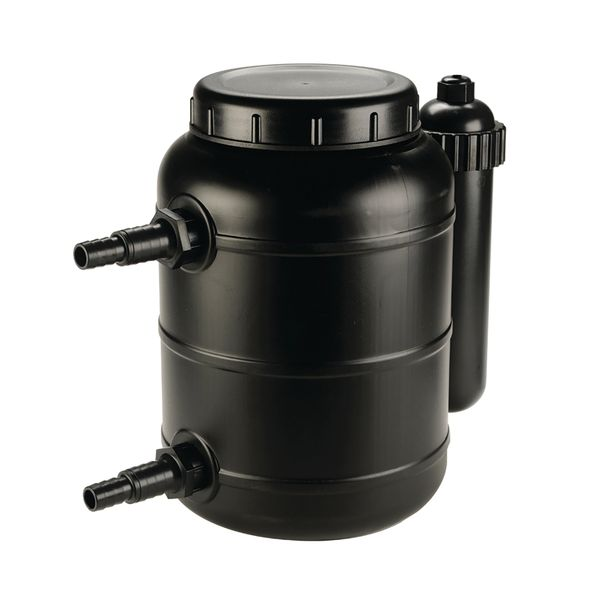 Pressurized Pond Filter with UV Clarifier FP1250UV