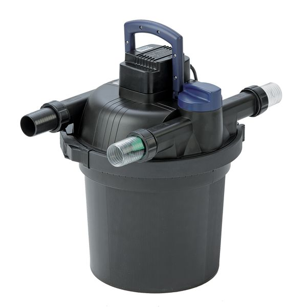 FiltoClear 3000 Pond Pressure Filter with UV-C Clarifier 40346