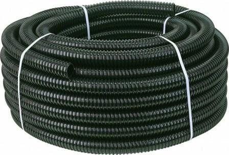 "PVC Flex Tubing 1-1/2"" 25 foot Roll"