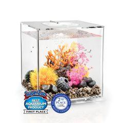 biOrb CUBE 30 Aquarium with MCR - Transparent 8 gallon 54510
