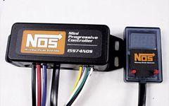NOS mini progressive nitrous controller