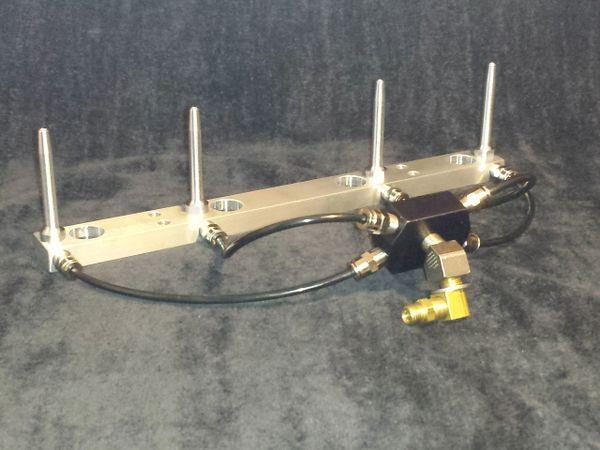 2006 -2007 CBR1000RR dry nitrous spraybar kit