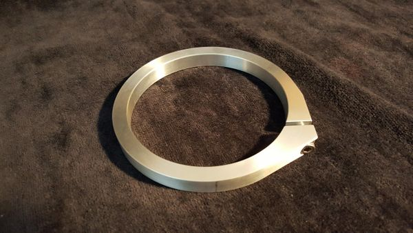 Billet Safety Clamp