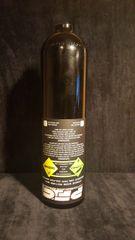 4lb nitrous bottle (Black) ( No bottle valve)
