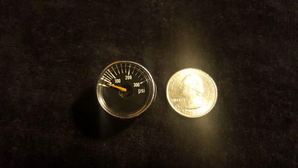 300 psi micro gauge (air shifter)