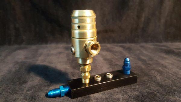 High Pressure Manifold Conversion Kit (120 psi)