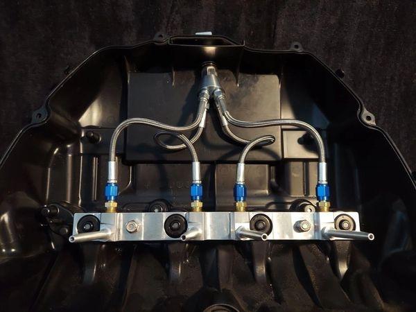 2019 Yamaha R1 spraybar