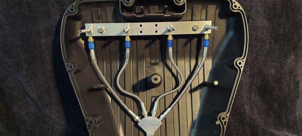 B King and Gen 2 Hayabusa dry nitrous spraybar kit