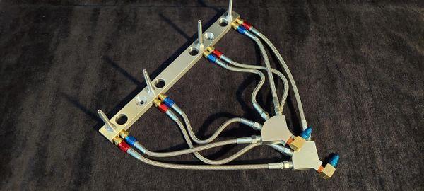 2001 -2004 GSXR 1000 2 Stage spraybar kit
