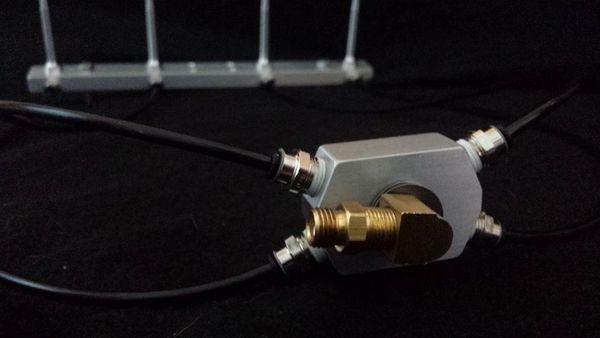 Gen 1 (99-07) Hayabusa dry nitrous spraybar kit