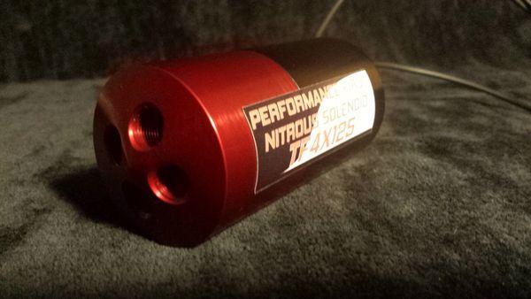 Titan TF4X125 fuel solenoid