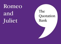 The Quotation Bank - Romeo and Juliet GCSE Revision and Study Guide for English Literature 9-1