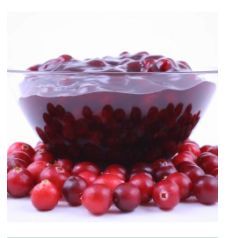 Cranberry Marmalade Soy Candle - 10 oz