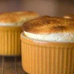 Pumpkin Souffle Soy Candle - 10 oz