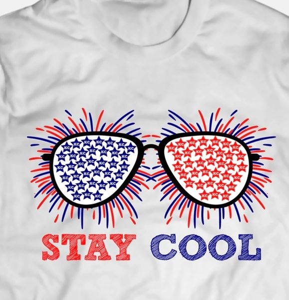 Stay Cool Unisex Super Soft Solid White Crew Triblend Tee
