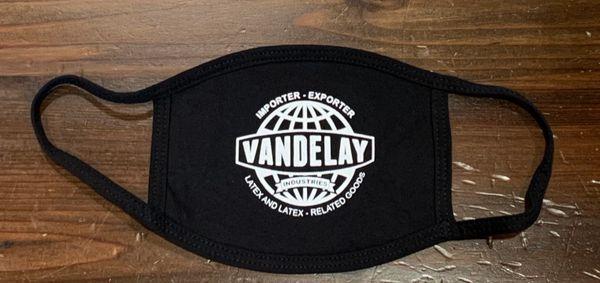 Vandelay Ind. FACE Mask - 100% cotton
