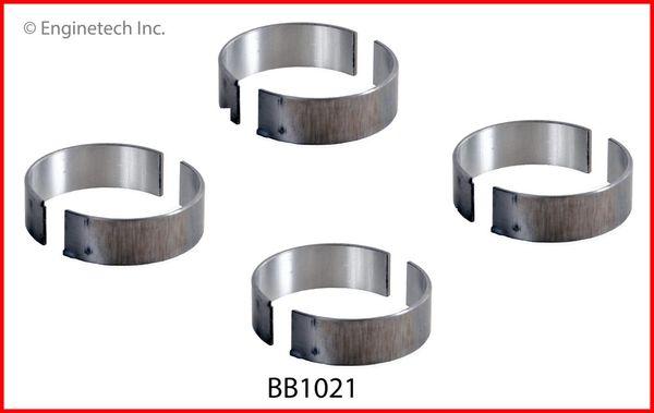 Rod Bearing Set (EngineTech BB1021) 06-15