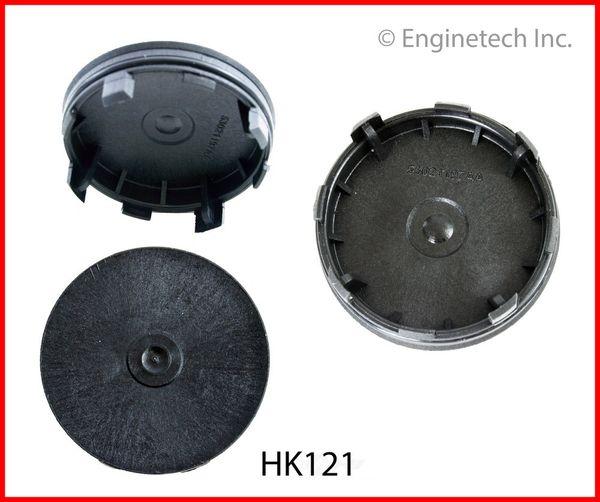 Cylinder Head Access Plug Set (Enginetech HK121) 99-13