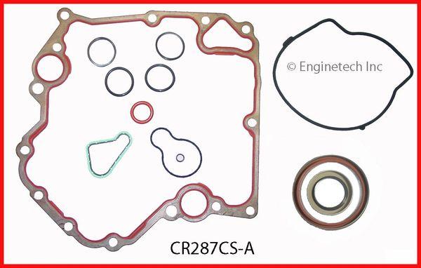 Conversion / Lower Gasket Set (Enginetech CR287CS-A) 99-13