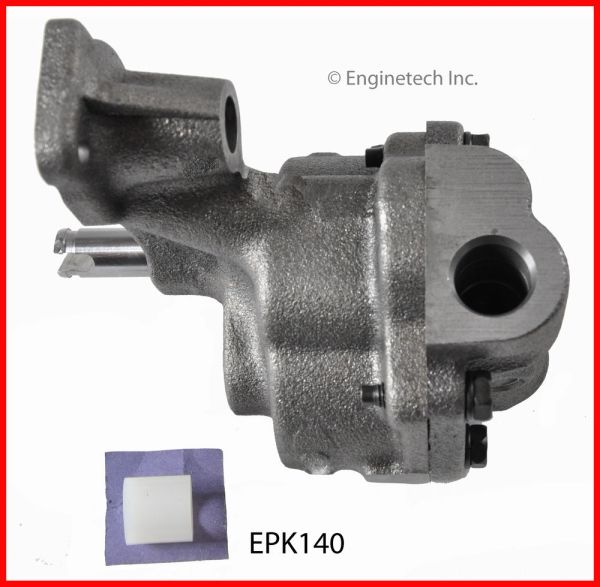 Oil Pump (EngineTech EPK140) 58-95
