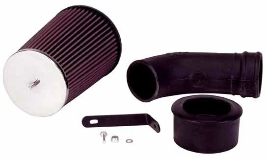 Air Intake - FIPK Kit (K&N 57-3503) 88-91