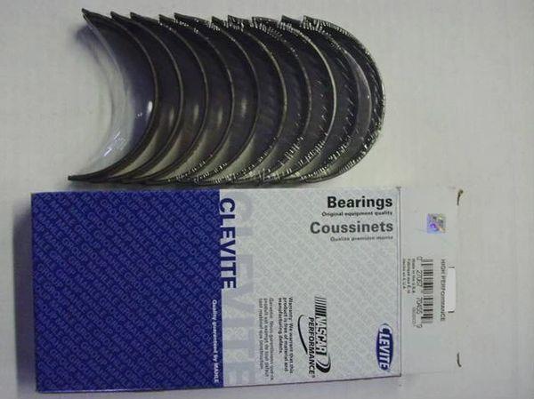 Main Bearing Set (Clevite MS1779A) 86-01