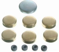 Frost Plug Set - Brass (Melling MPE114BR) 58-79