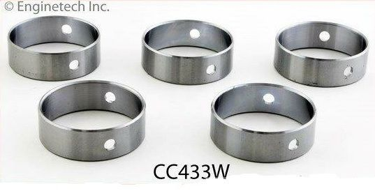 Cam Bearing Set (EngineTech CC433W) 08-11