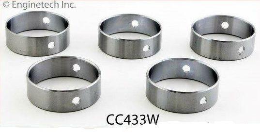 Cam Bearing Set (EngineTech CC433W) 08-11