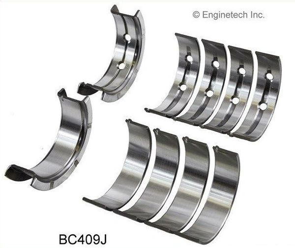 Main Bearing Set (EngineTech BC409J) 99-13
