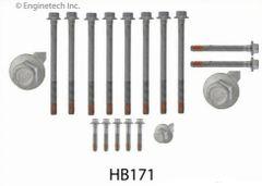 Head Bolt Set - 1 Head (EngineTech HB171) 97-04