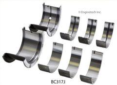 Main Bearing Set (EngineTech BC317J) 78-13