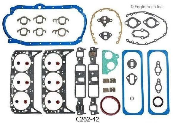 Full Gasket Set (EngineTech C262-42) 86-93
