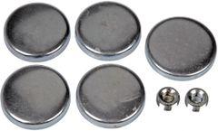 Frost Plug Set - Steel (EngineTech PK17) 64-90