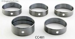 Cam Bearing Set (EngineTech CC481) 66-91