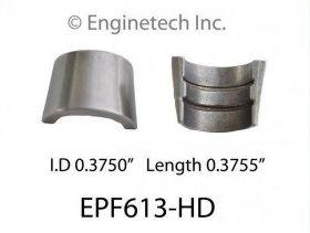 Valve Keeper Set - Single Groove (EngineTech EPF613HD-32) 63-81