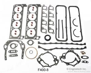 Full Gasket Set (EngineTech F400-8) 70-82