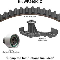 Timing Component Kit c/w Water Pump (Dayco WP249K1C) 96-04