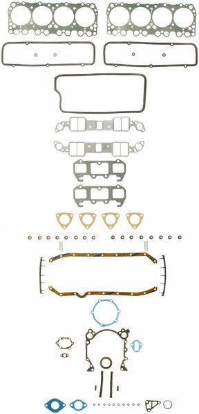 Full Gasket Set (Felpro FS7992PT) 61-62