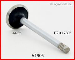"Exhaust Valve - 1.462"" (EngineTech V1905) 82-97"