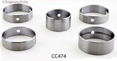 Cam Bearing Set (EngineTech CC474) 80-03