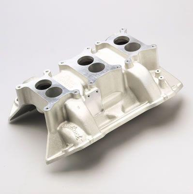 Edelbrock Chrysler 6-Pack Intake Manifold (Edelbrock 2475) 59-79