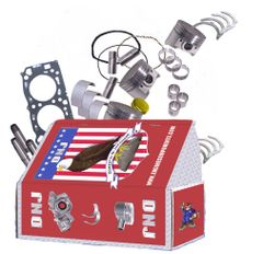 Engine Rebuild Kit (DNJ EK968) 05-13