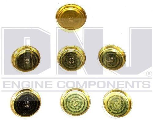 Frost Plug Set - Brass (DNJ FPS920) 85-91