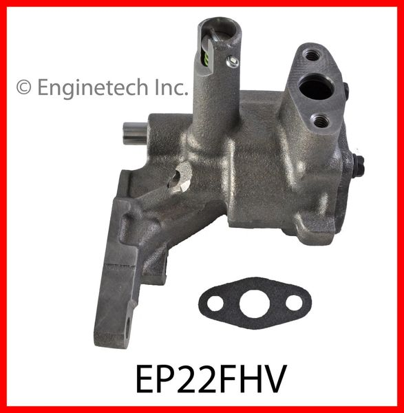 Oil Pump - Performance (EngineTech EP22FHV) 65-90