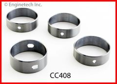 Cam Bearing Set - w/14 Bolt Oil Pan (EngineTech CC408) 75-85