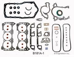 Full Gasket Set - FWD (EngineTech B181A-1) 85-88