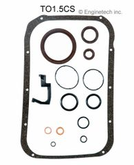 Lower Gasket Set (EngineTech TO1.5CS) 87-98